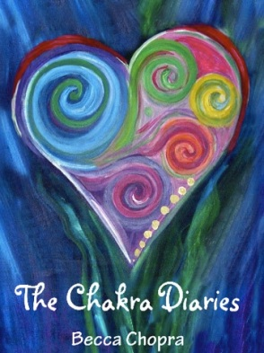 Chakra Diaries Book Cover