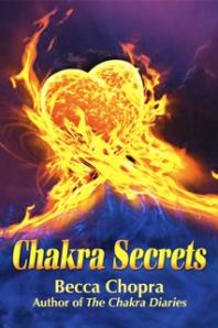 Chakra Secrets Twitter cover