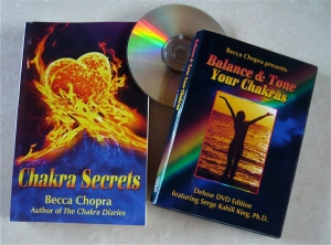 Streaming Video of Balance & Tone Your Chakras is including in this special GIVEAWAY!