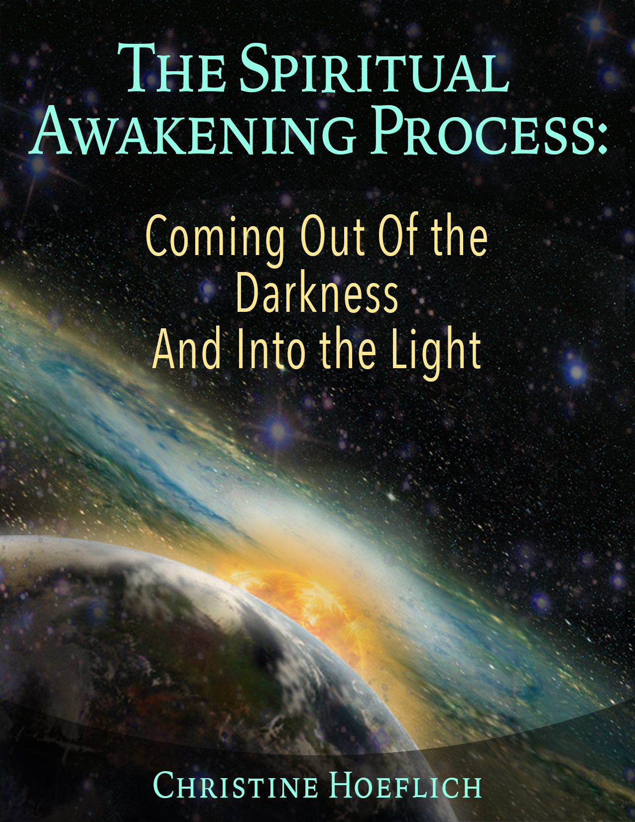The Spiritual Awakening Process BookCover